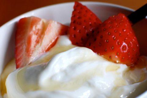 Греческий йогурт в мультиварке