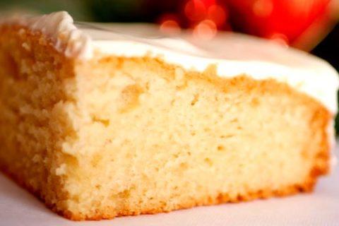 Классический пирог на кефире